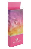 ACRYLIC 3D COLLECTION PACK 10 PZS (THREE)