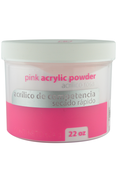 ACRILICO  NF-COMPETITION PINK 22 OZ.