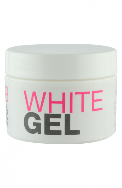 GEL WHITE NAIL FACTORY 1 OZ.