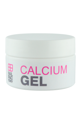 GEL CALCIUM  NAIL FACTORY 0.5 OZ.