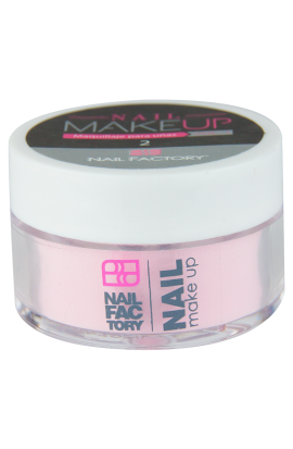 ACRICO MAKE UP 2 LIGHT PINK 0.5 OZ